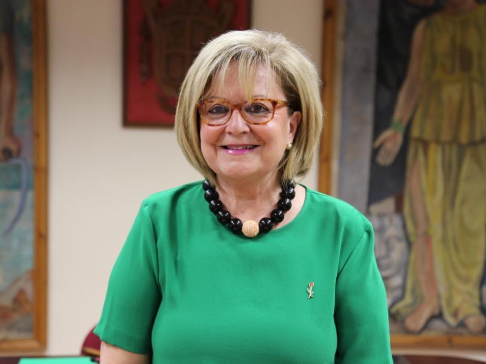 Imagen de la alcaldesa