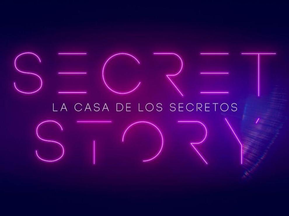 Logotipo de 'Secret History'