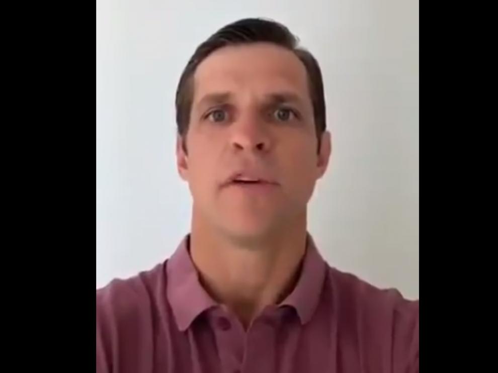 El Juli ha difundido a través de un vídeo de Instagram.