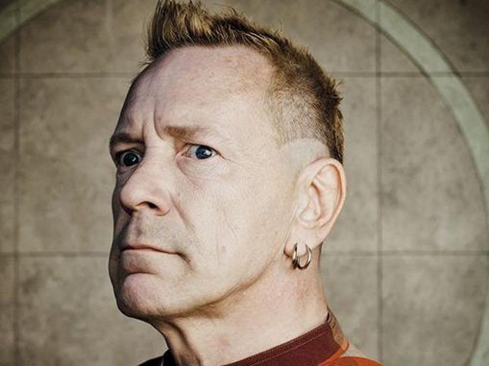 John Lydon, líder de los Sex Pistols