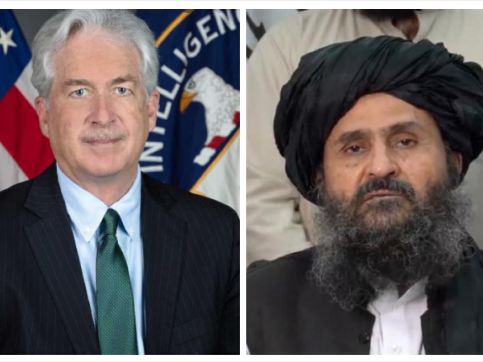 Reunión en Afganistán
