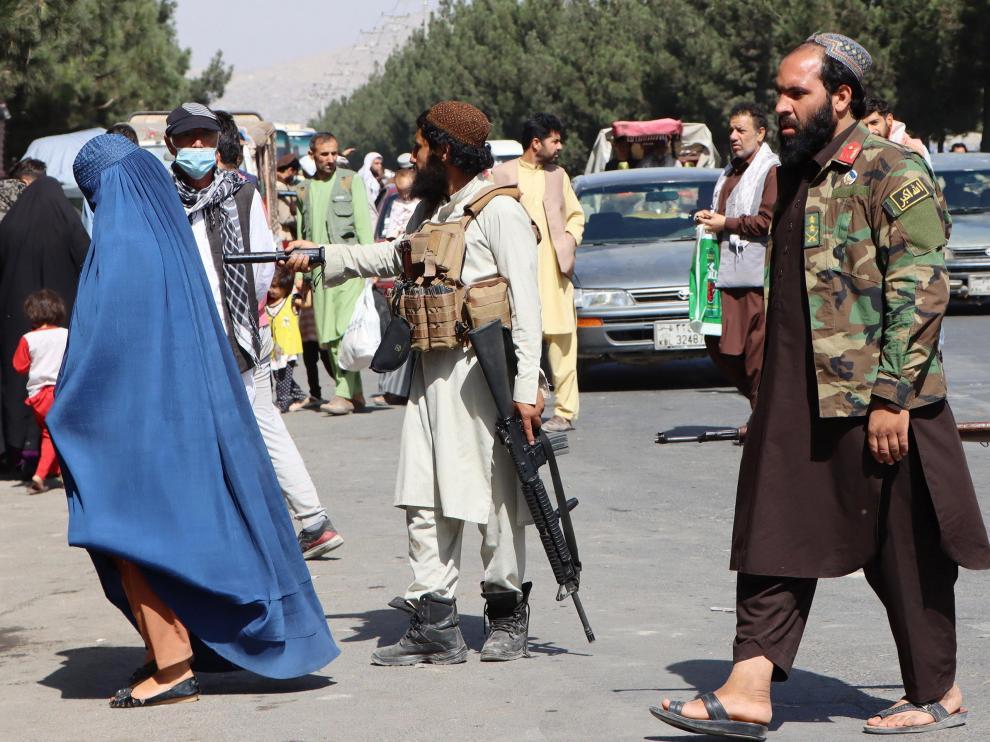 Afghanistan crisis - Kabul Airport blast aftermath