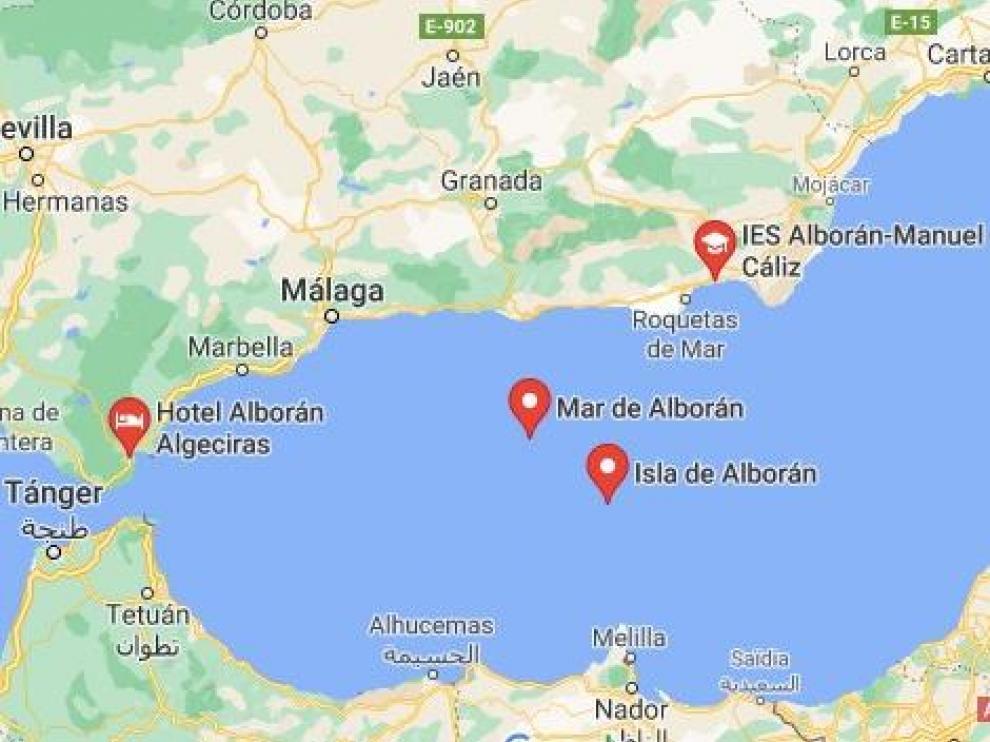 El seísmo, de magnitud 4.9, ha tenido su epicentro en Alborán.