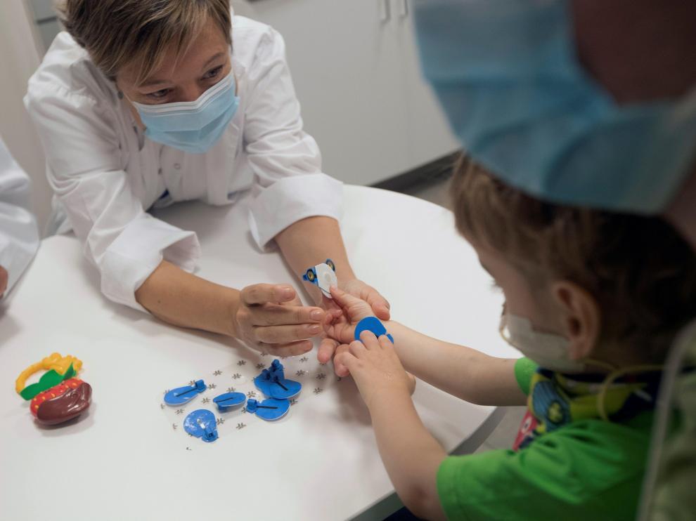 Trasplante pediátrico en el Hospital Vall d'Hebron