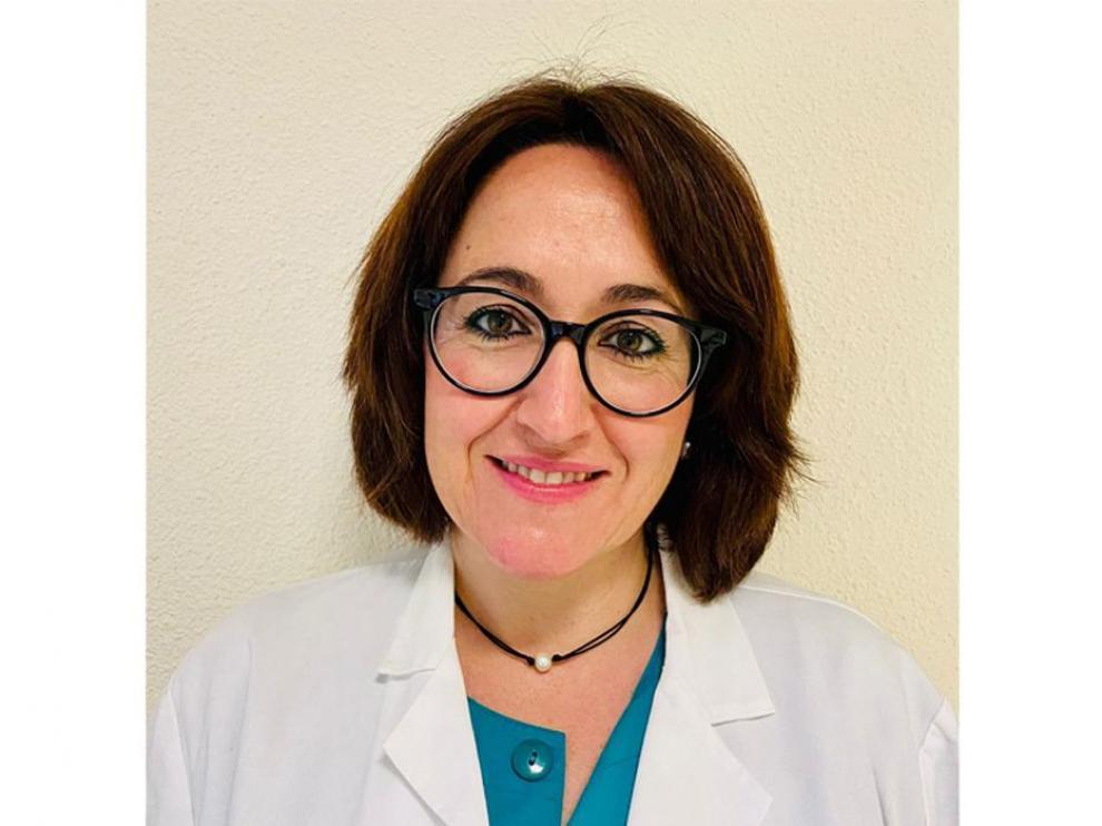 Cristina Pérez, neuróloga del hospital HC Miraflores.