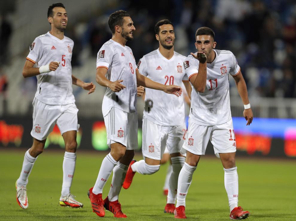 Partido de selecciones Kosovo-España