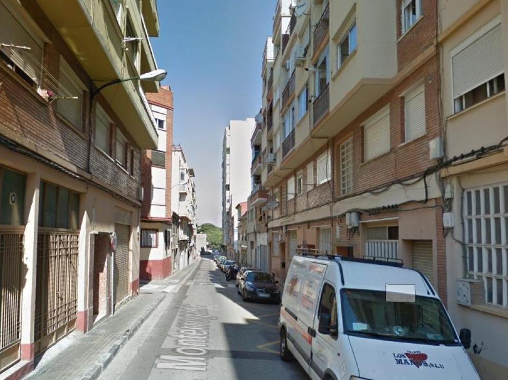 La agresión de la pareja ha tenido lugar en la calle de Monterregado, en Delicias.