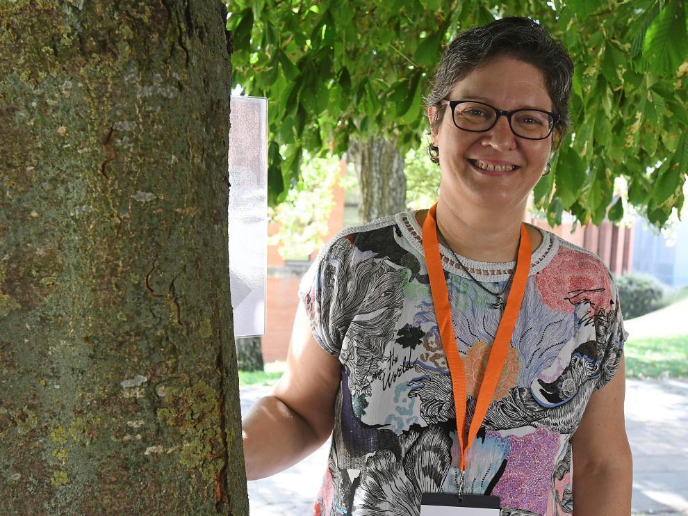 Elena Vanessa Martínez, presidenta de la Sociedad Española de Epidemiología (SEE).