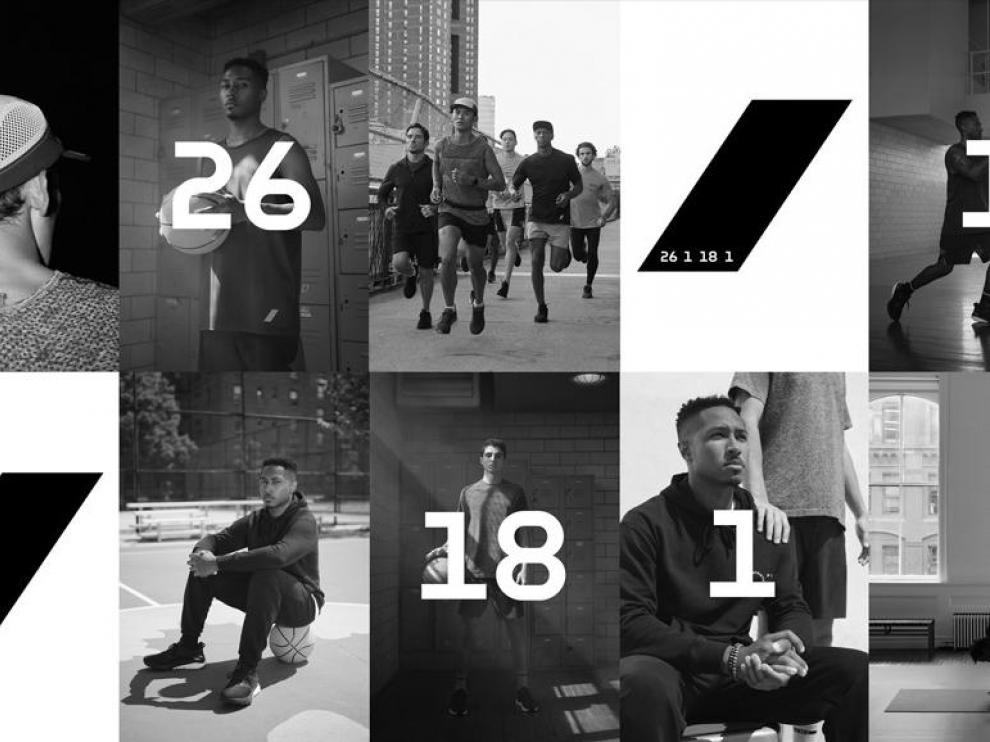 Primeras imágenes de la colección deportiva de Zara Man.