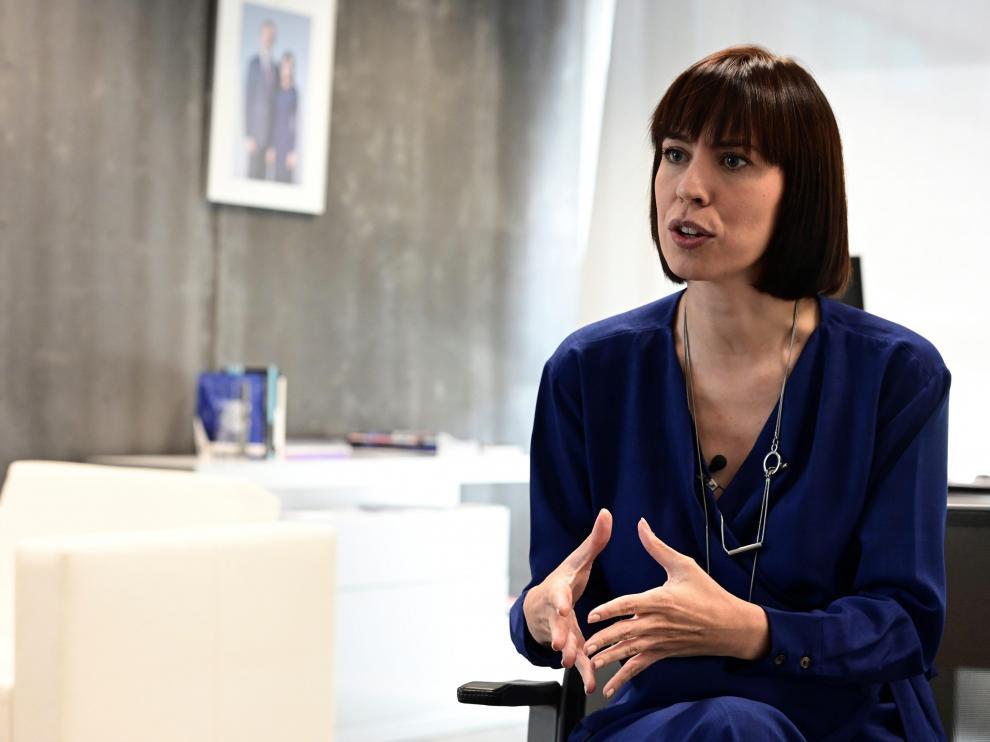 Diana Morant, ministra de Ciencia e Innovación.