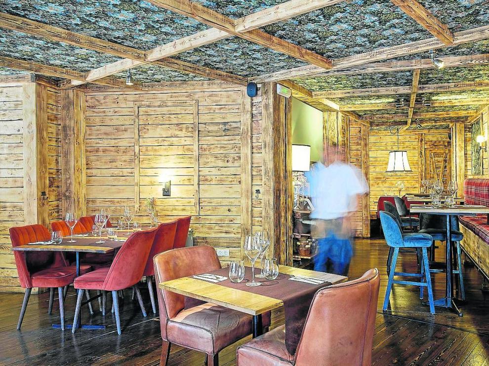 Restaurante Tiki, en