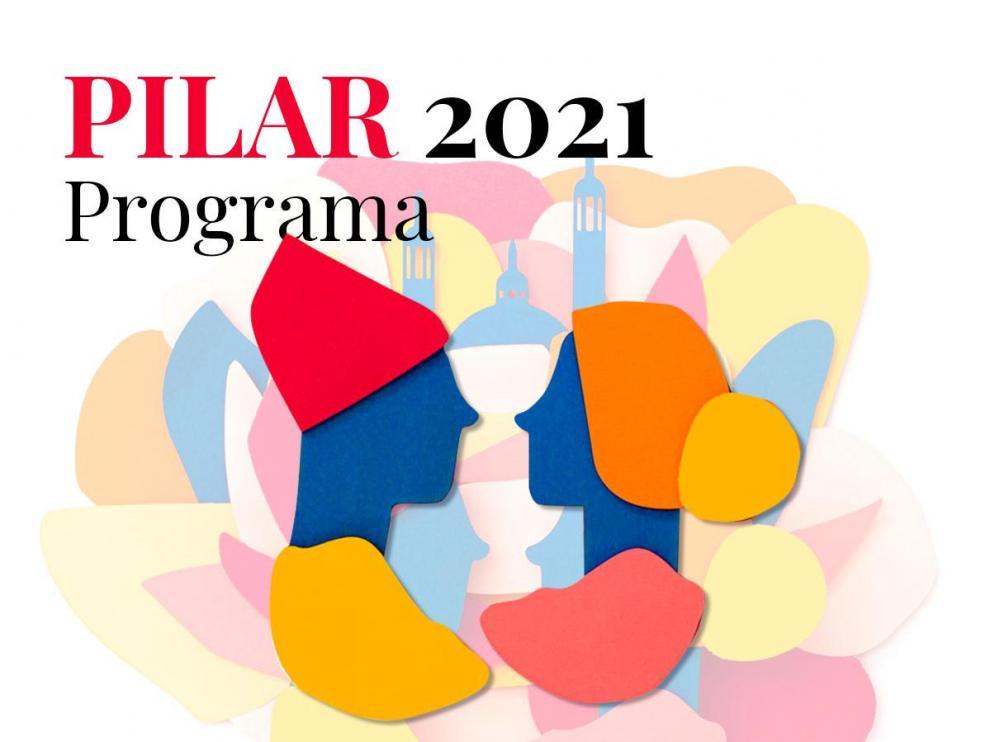 Programa de las 'no fiestas' del Pilar 2021 en Zaragoza