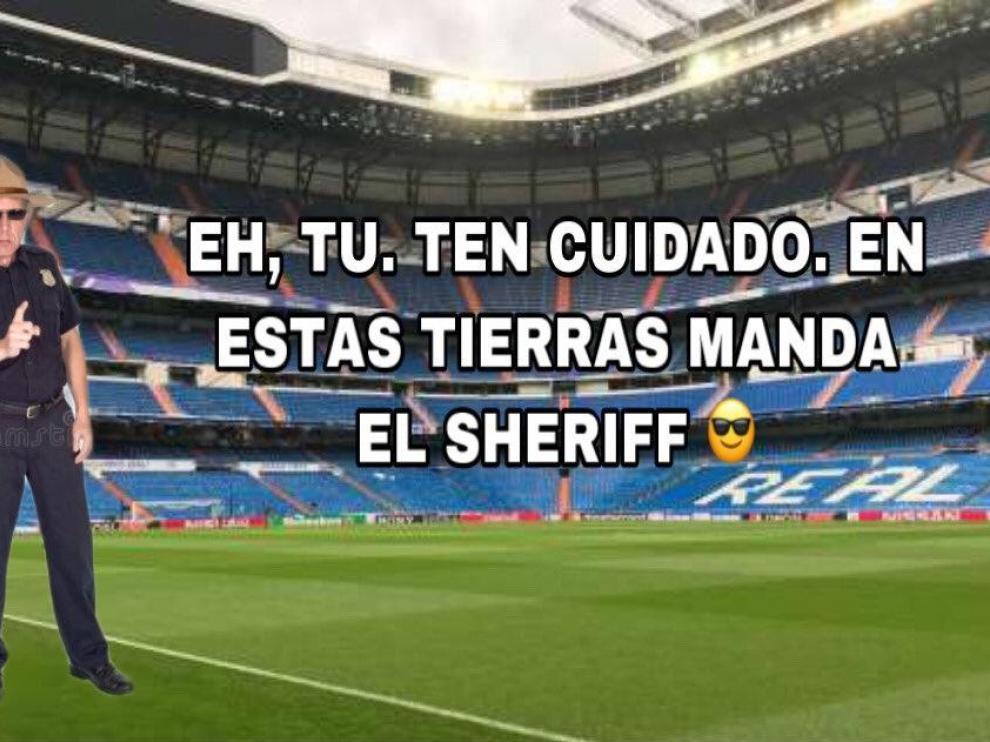 Lluvia de memes tras la derrota del Real Madrid ante el Sheriff