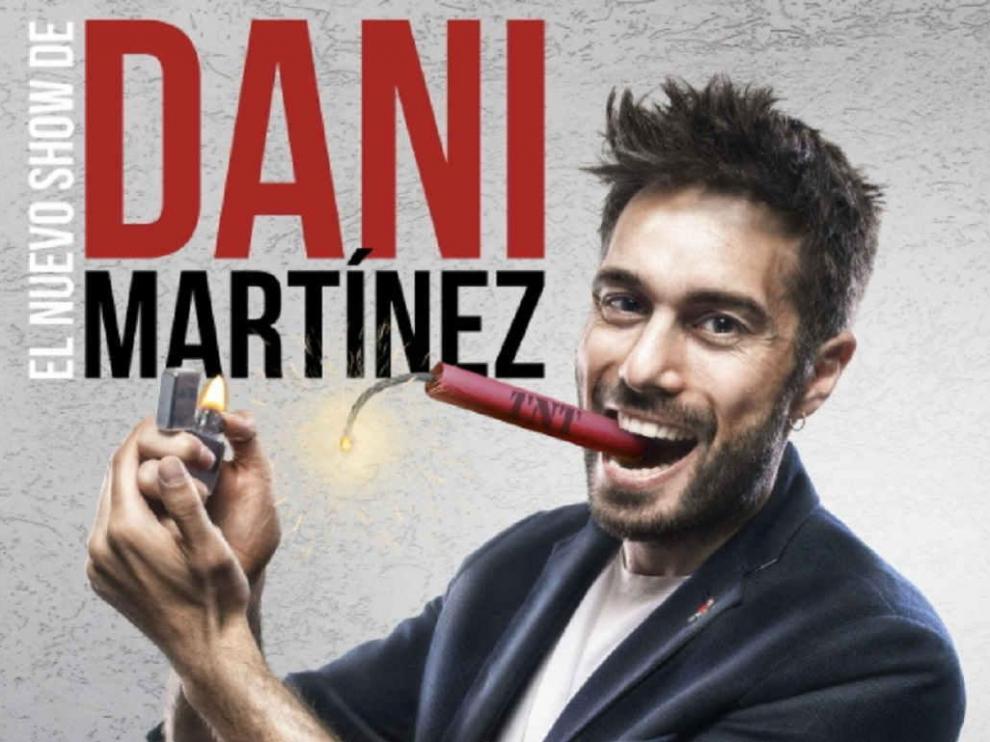 ¡Ya lo digo yo!, el nuevo espectáculo de Dani Martínez