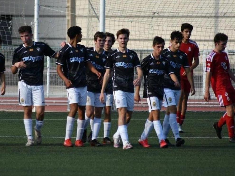 Alcañiz - Amistad; Liga Nacional Juvenil