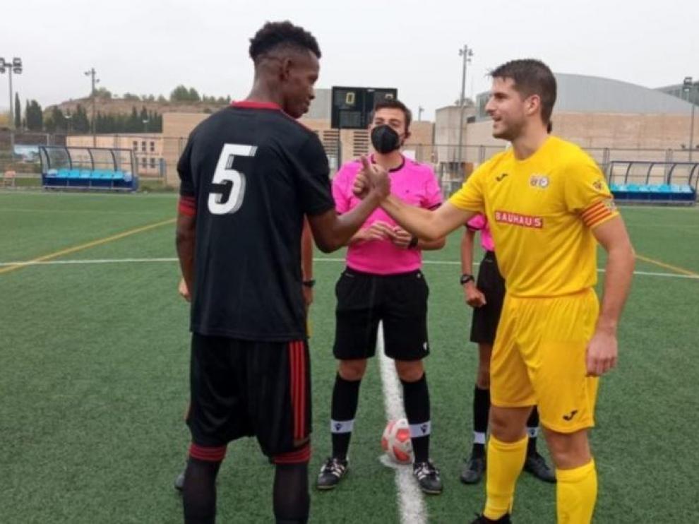 El Internacional Huesca lleva pleno de victorias en sus tres primeras jornadas.