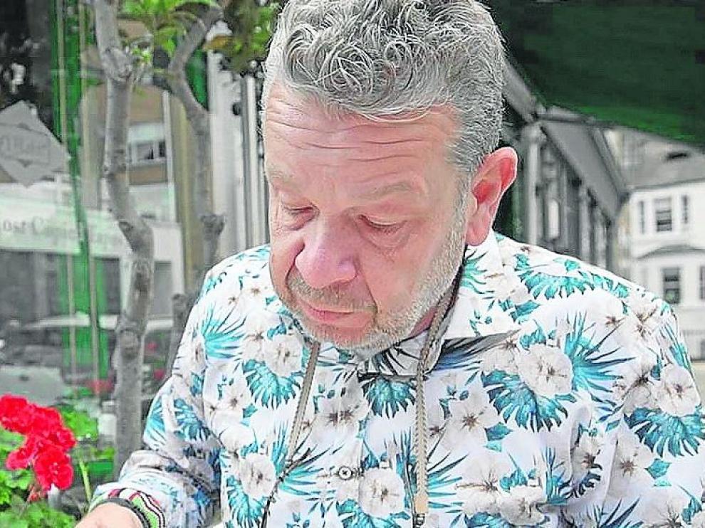 El cocinero y presentador Alberto Chicote