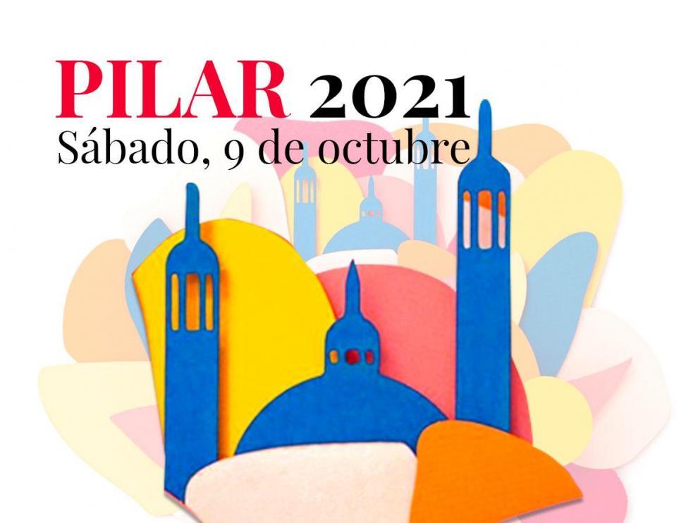 Programa de las 'no fiestas' del Pilar de Zaragoza del 9 de octubre de 2021