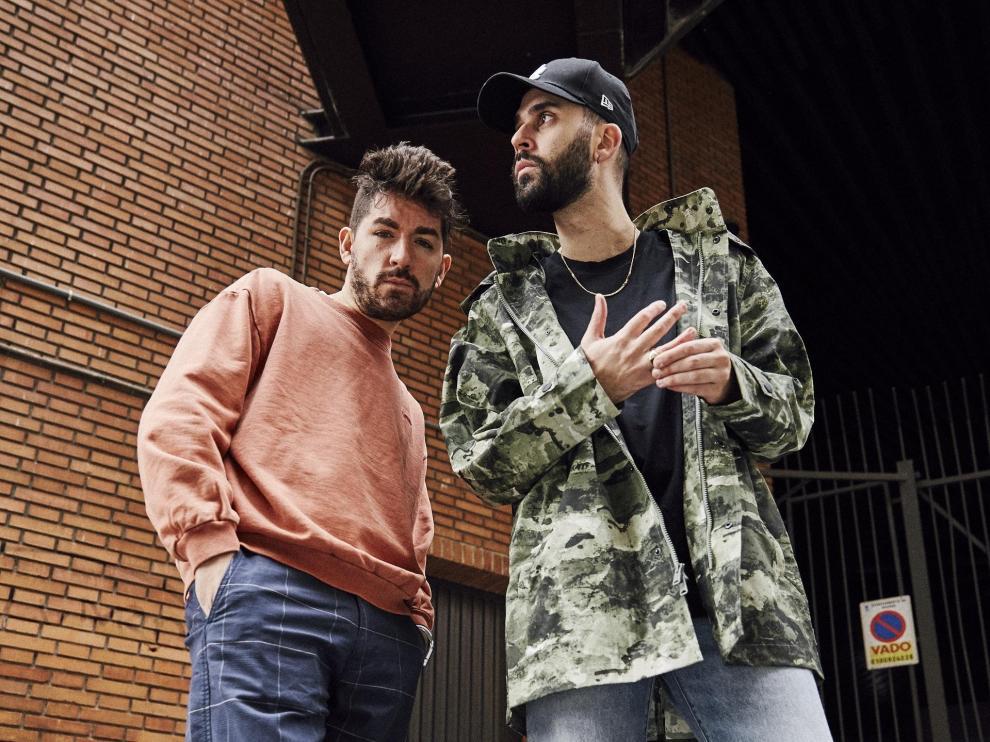 El dúo Siloé presentará las canciones de su disco 'Metrópolis'.