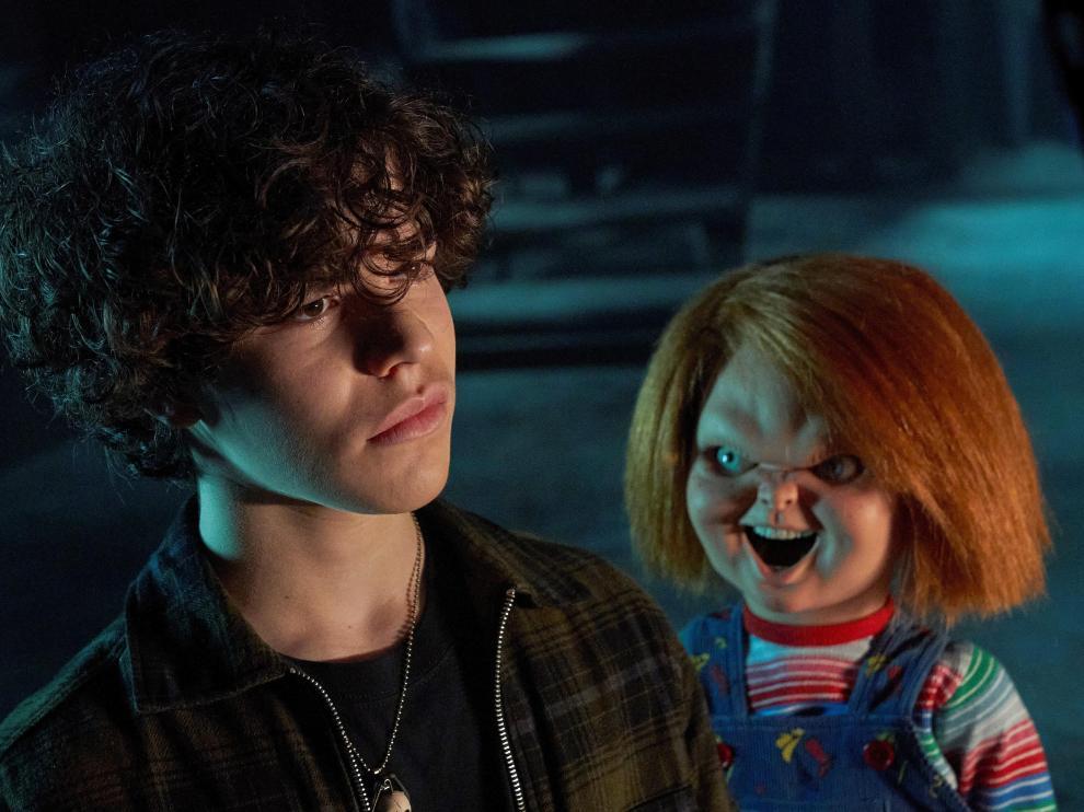 Imagen de la nueva serie basada en la saga de terror 'Chucky'.