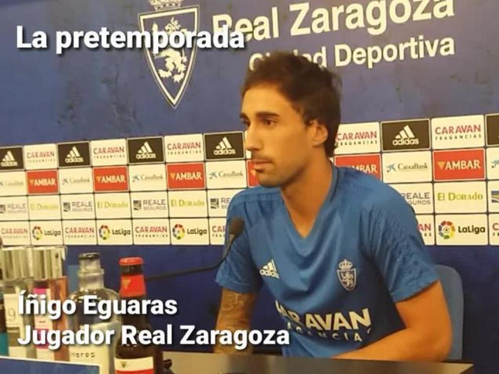 "Íñigo Eguaras: ""Estaremos preparados para competir ante cualquier rival"""