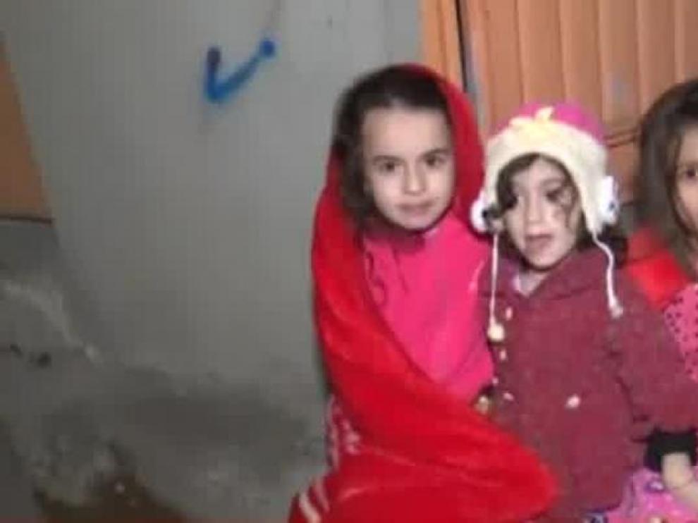 Más de 200 muertos y 1.500 heridos en el terremoto de Irán