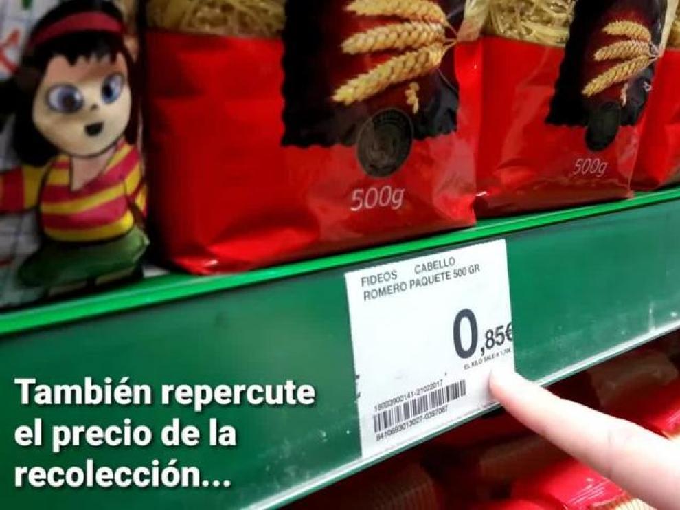 ¿Por qué es más cara la cesta de la compra de los celíacos?