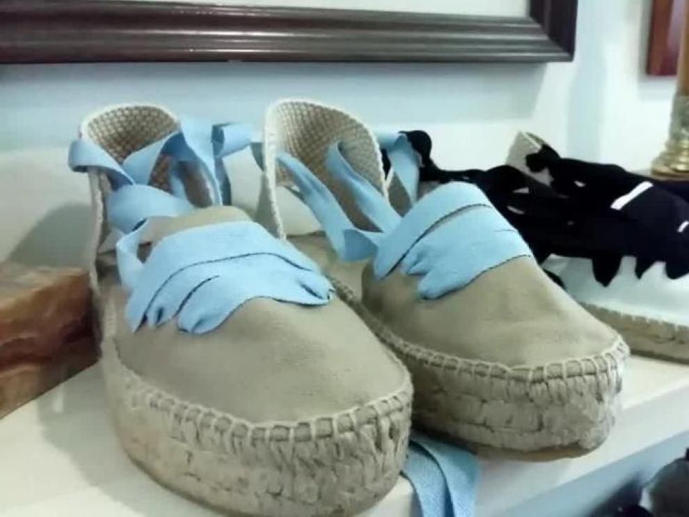 Alpargatas de baturra: de calzado de pobres a la última moda en Vogue