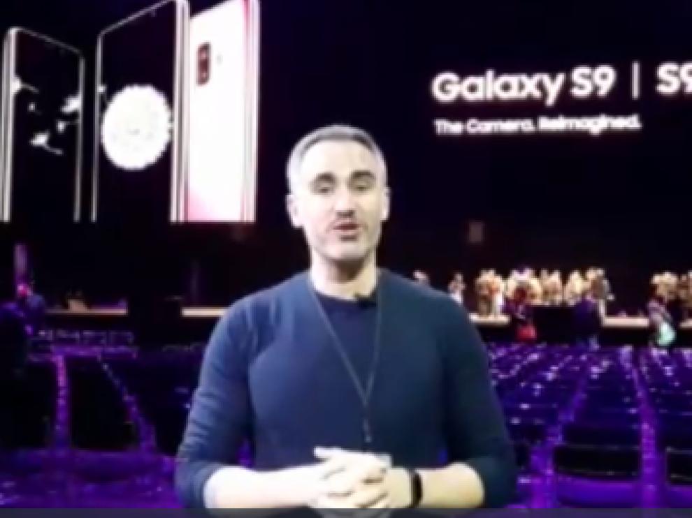 Presentación del nuevo Samsung Galaxy S9