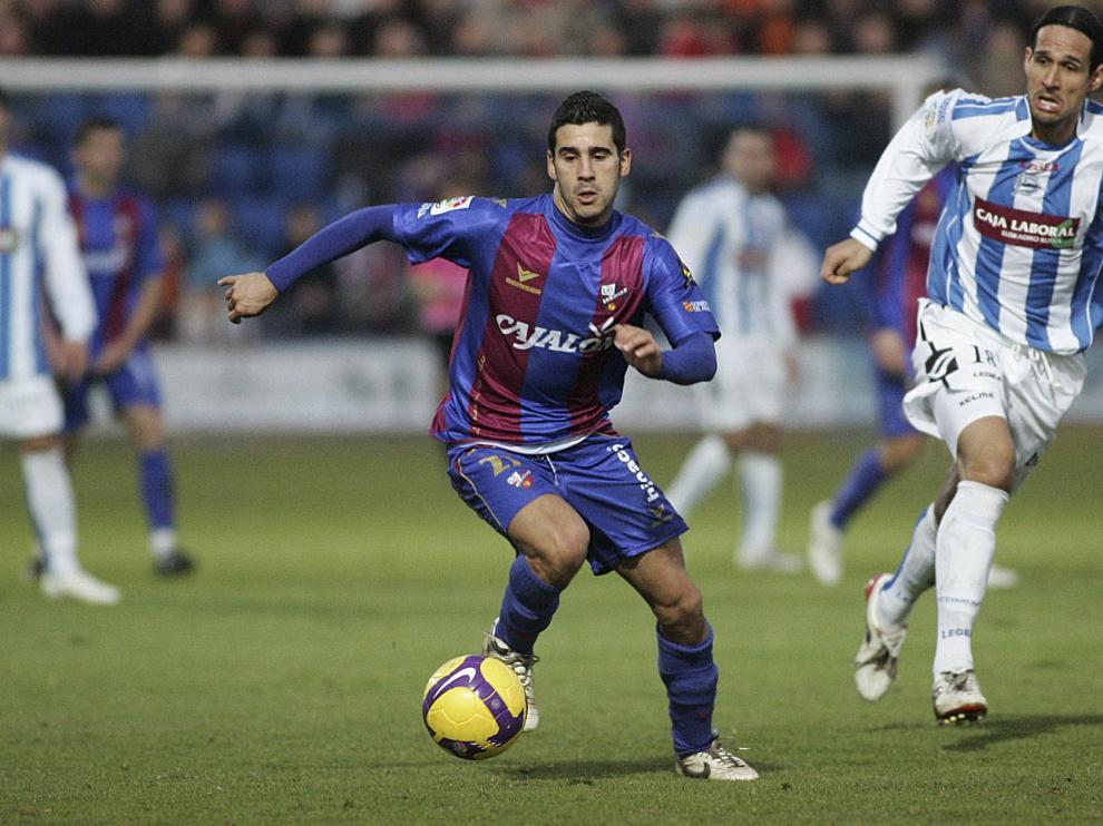 El Huesca sigue mirando hacia arriba en la clasificación
