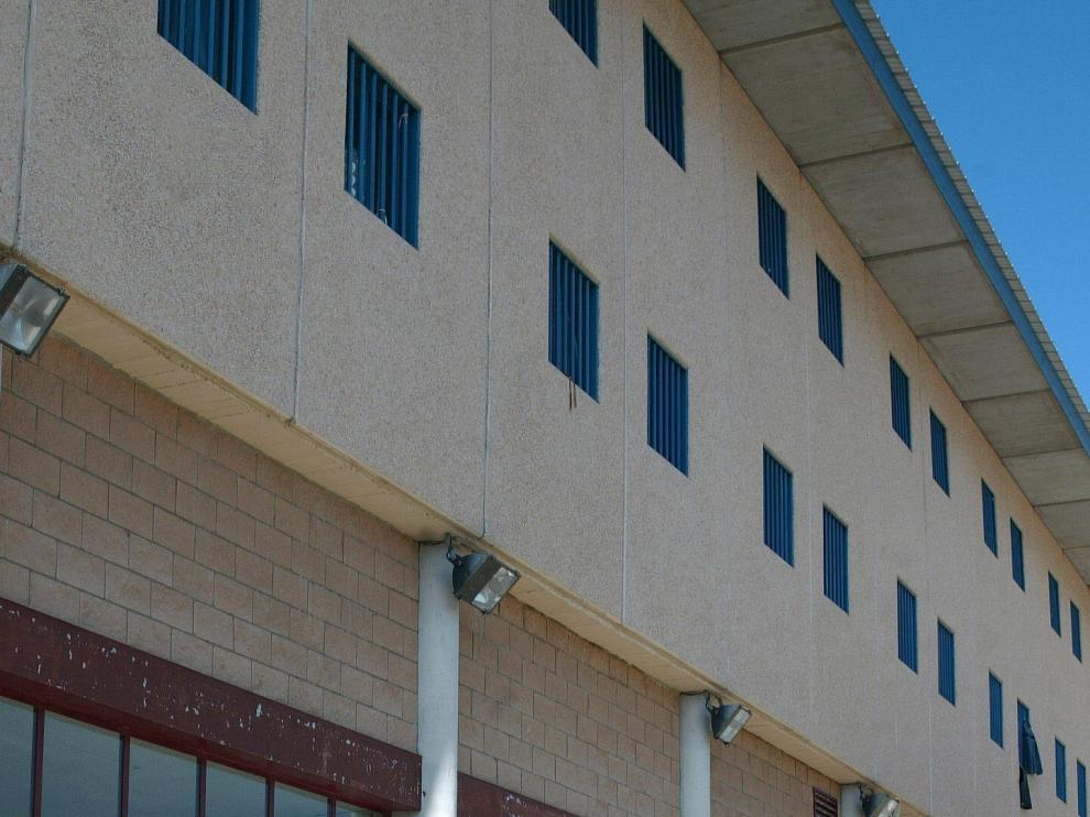 Centro penitenciario de Zuera (Zaragoza)