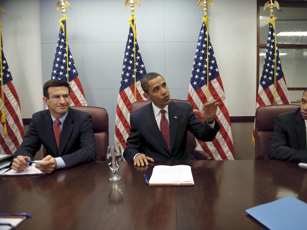 El presidente electo de Estados Unidos, Barack Obama