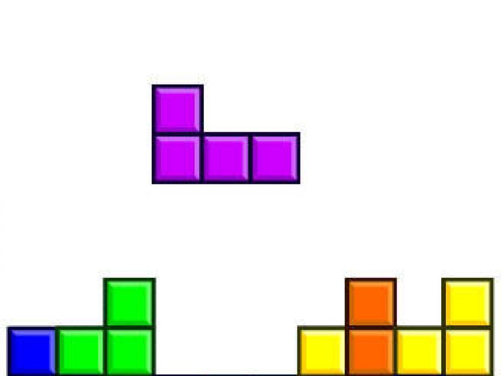 Juego de puzzles 'Tetris'