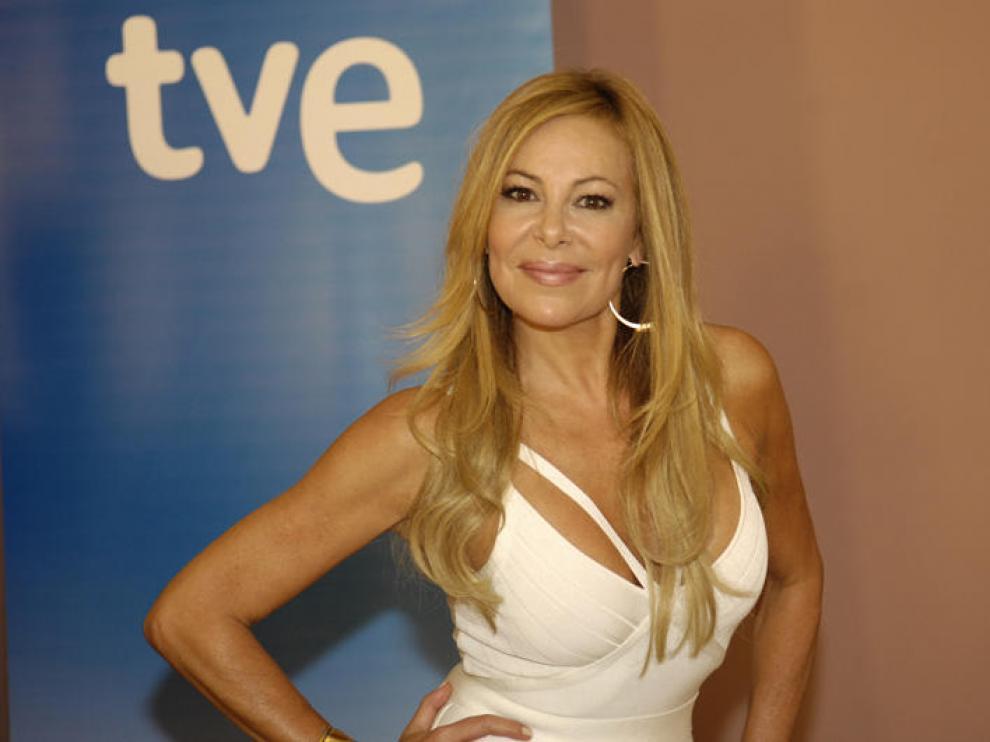 Anita Obregón dijo que jamás iba a volver a TVE.