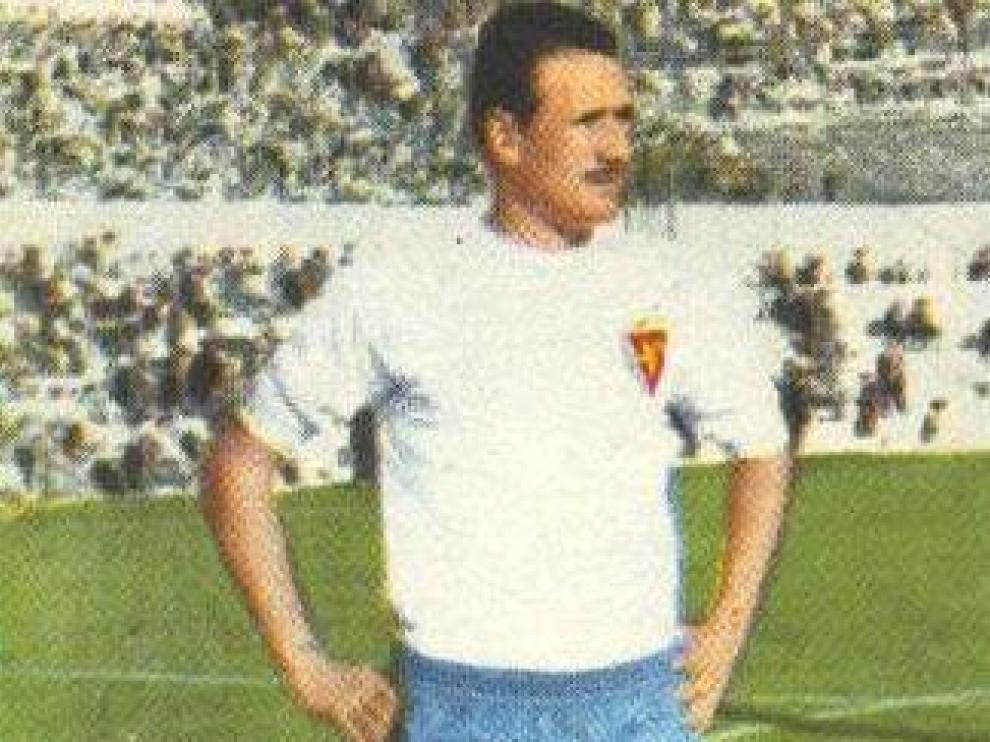 Murillo, con los colores del equipo