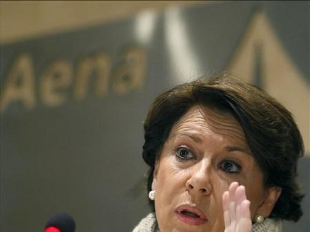 Magdalena Álvarez.