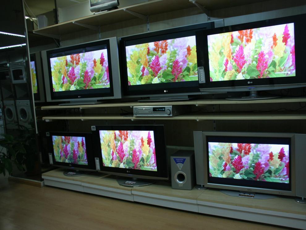 Televisiones de plasma