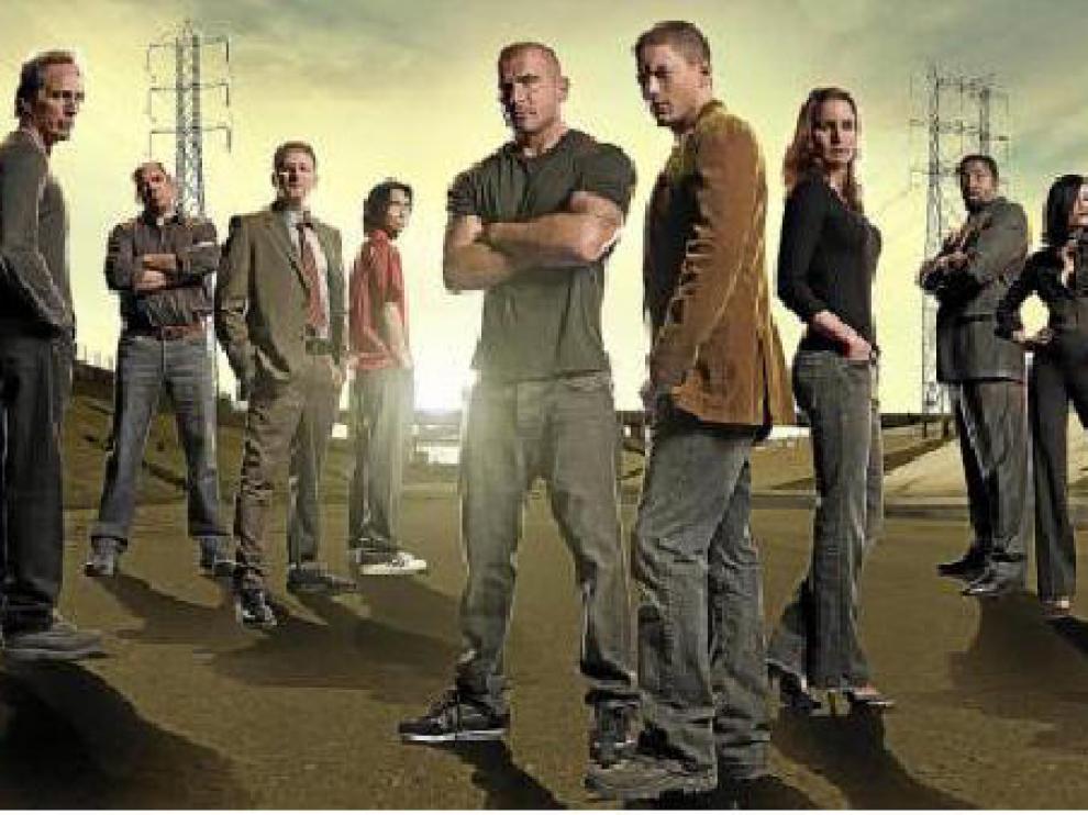 Los protagonistas de la nueva y definitiva etapa de ¿Prison Break¿.