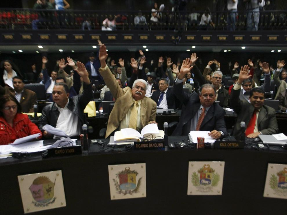 Diputados de la Asamblea Nacional de Venezuela