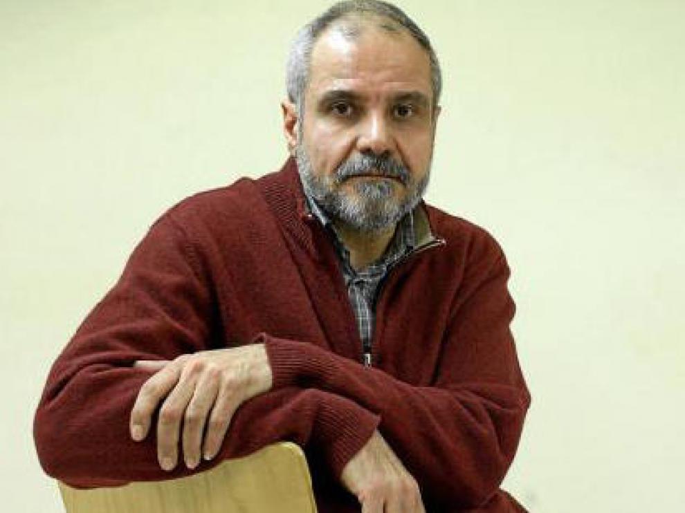 Jesús de la Osada, catedrático de Bioquímica de la Universidad de Zaragoza.