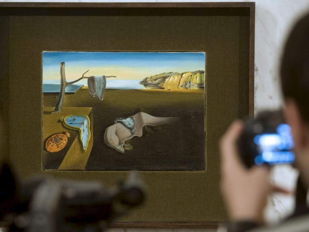 Imagen del famoso cuadro del pintor catalán