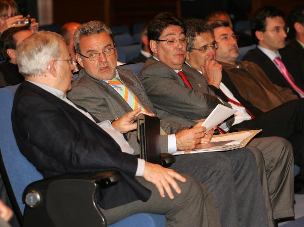 Foto de archivo del Comité Nacional del PAR