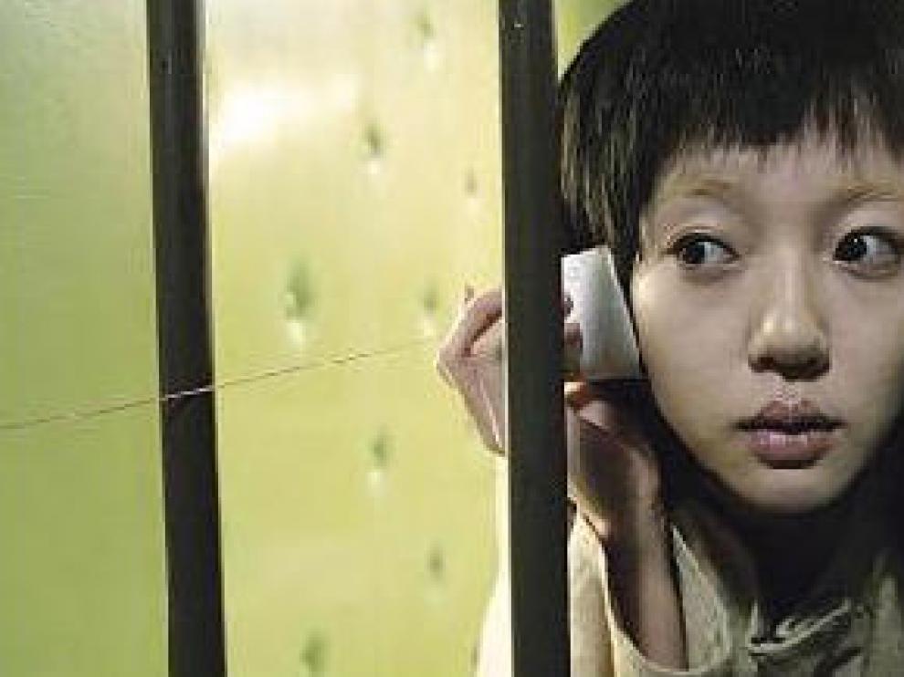 Fotograma de 'Soy un cyborg', del coreano Park Chan Wook.