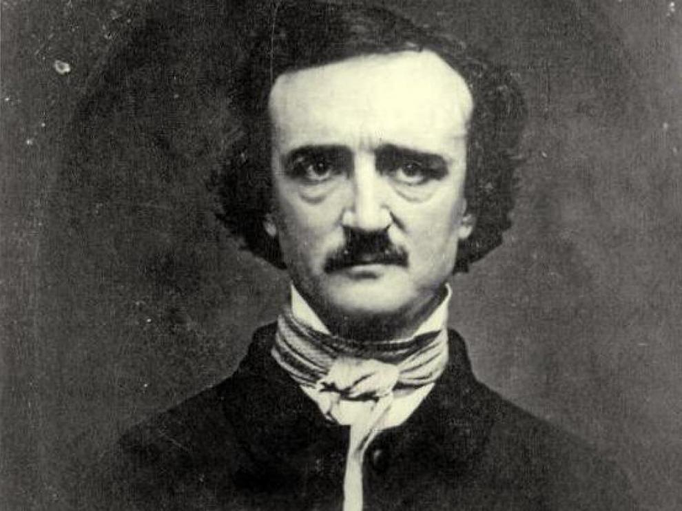 Uno de los mejores retratos que se conservan de Edgar Allan Poe