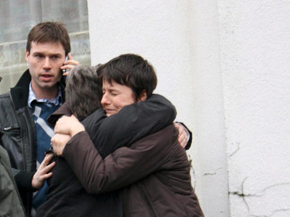 Familiares, conmocionados tras conocer la noticia