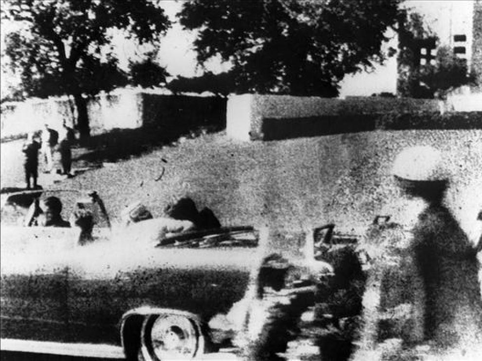 El drámatico momento en que fue asesinado JFK