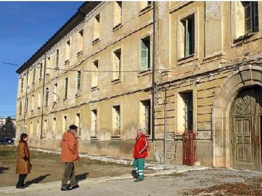 La Casa de la Misericordia se adecuará para albergar el Museo Nacional de Etnografía