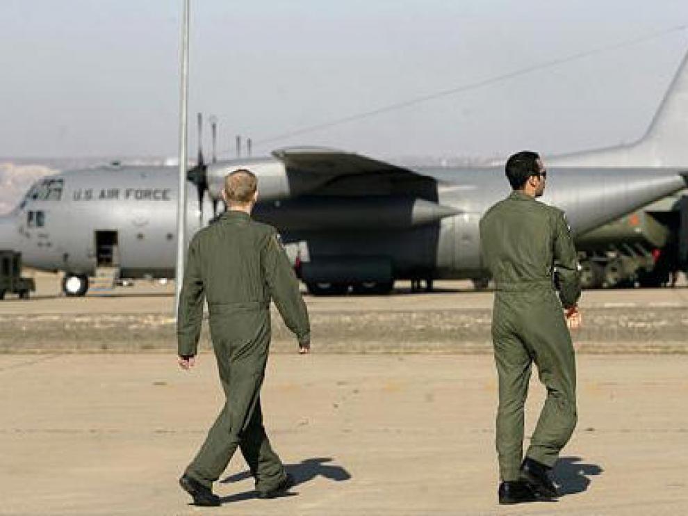 La OTAN no ubicará su nuevo sistema de vigilancia en la base militar de Zaragoza