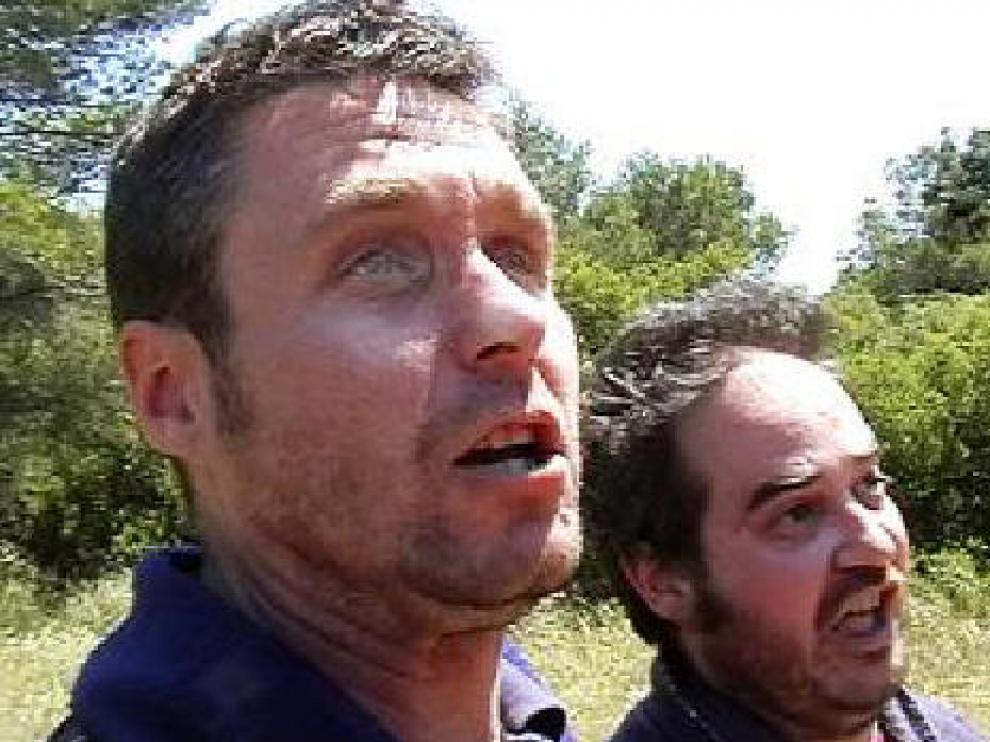 Los Gandules, en uno de los vídeos incluidos en ¿Duvedé¿.