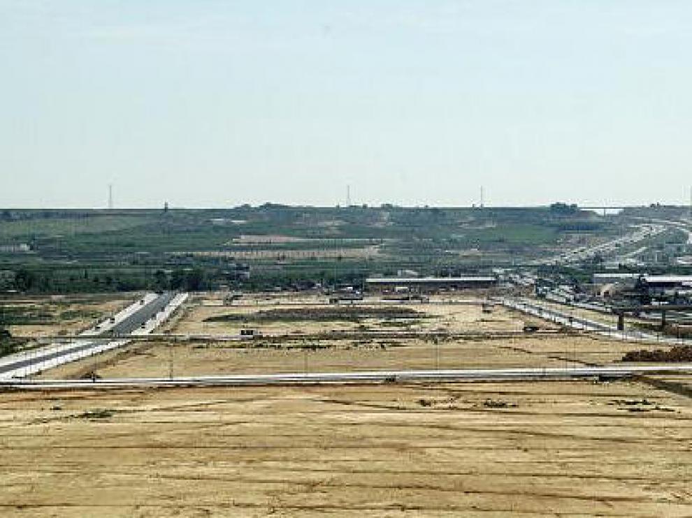 Las obras de la urbanización están a punto de concluir